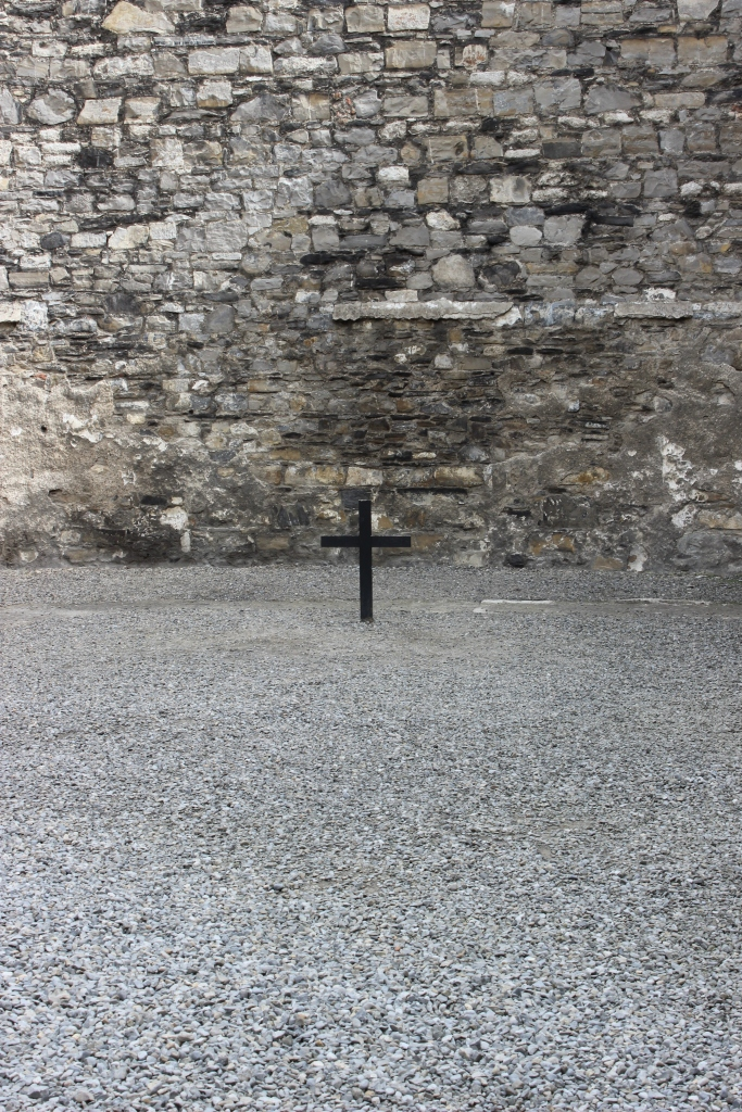 The Cross was the place of execution of the leaders of the 1916 Rising.