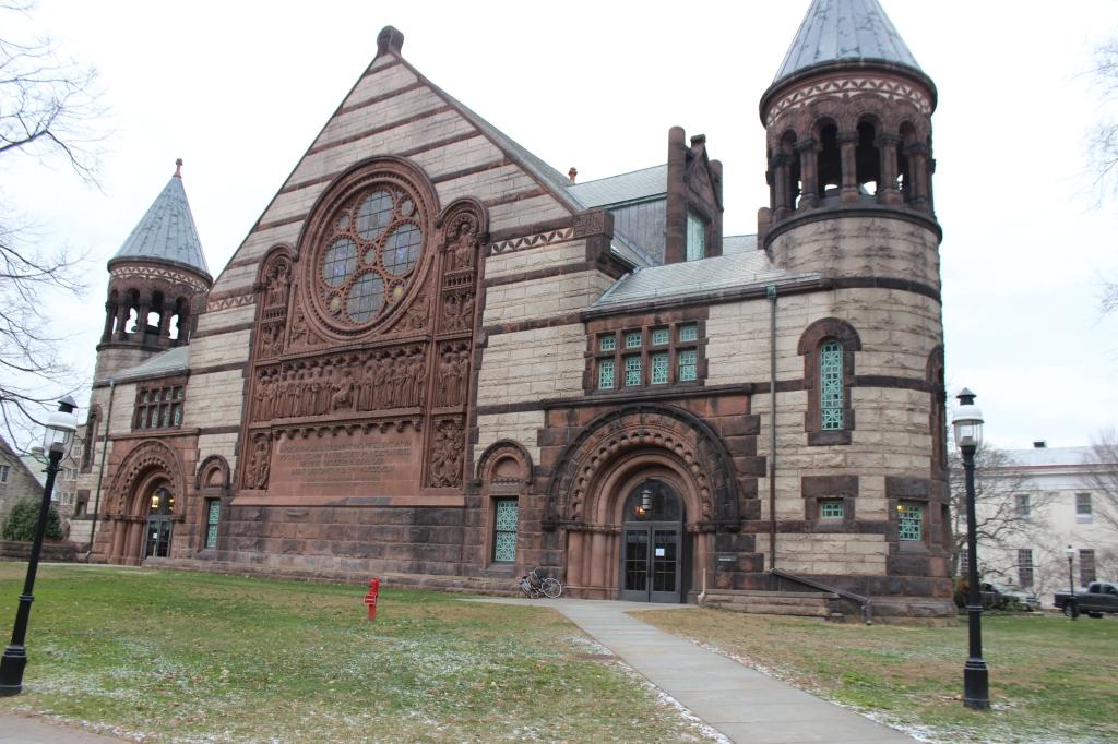 Alexander hall princeton university