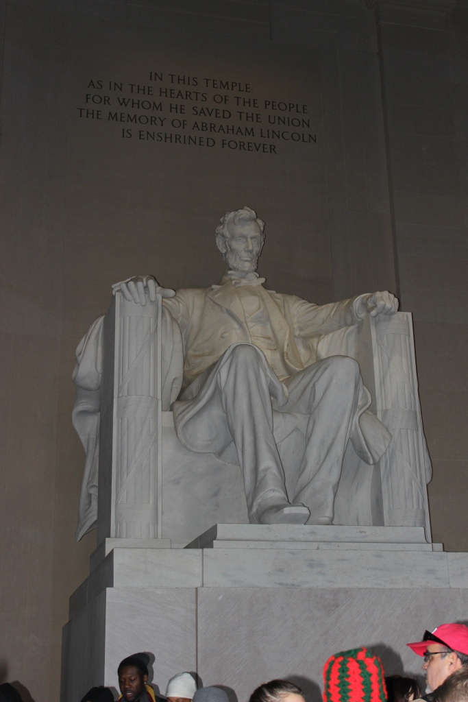 Abraham Lincoln bucketlist250