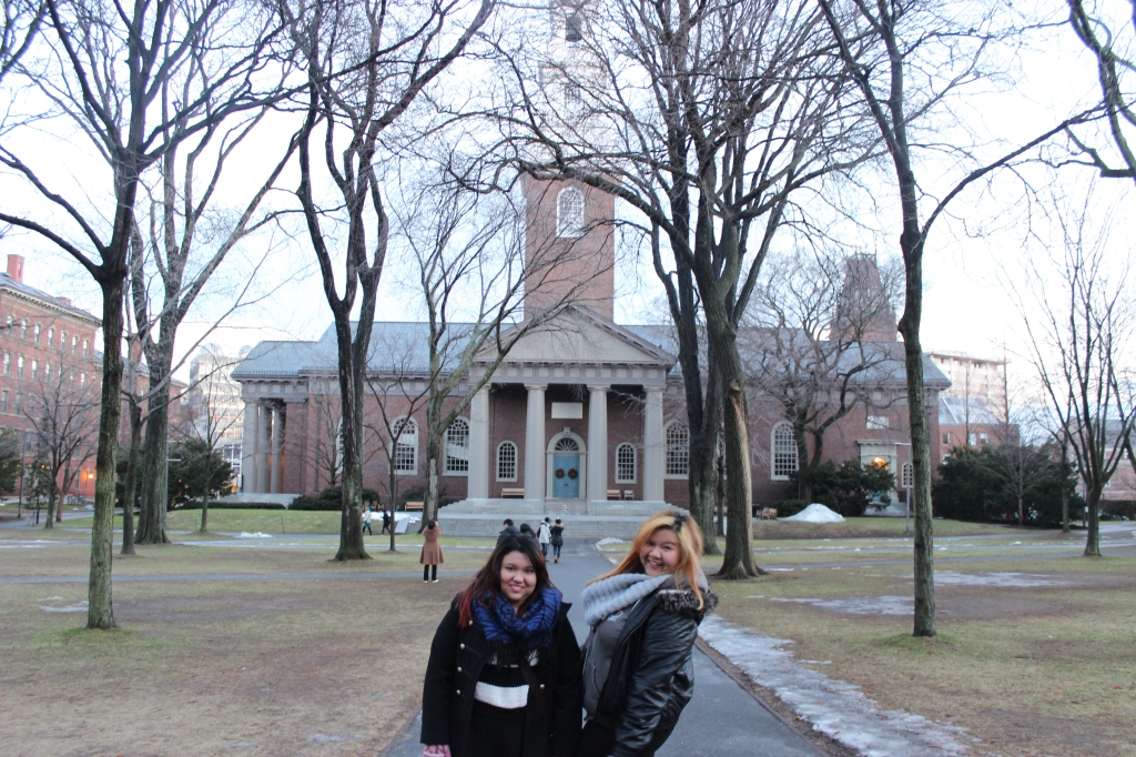 Harvard University bucketlist250