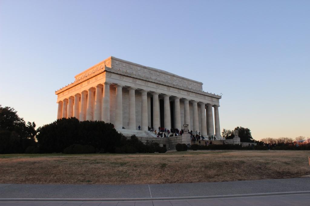 Lincoln Memorial bucketlist250
