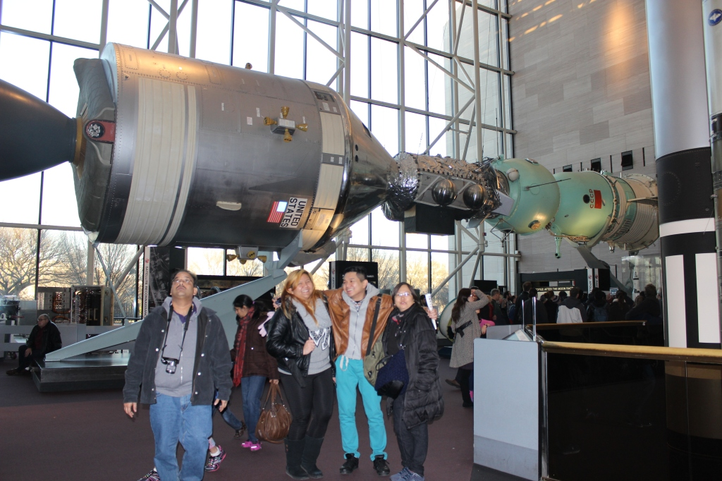National Air and Space Museum bucketlist2501